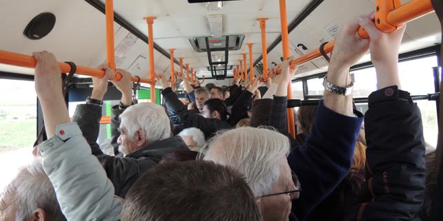 osiguranje u javnom prevozu